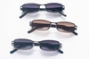 Designer Metal Full Reading Lens Sunglasses