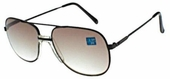 Full Reading Lens Aviator with Comfortable Nosepiece
