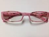 Pink Camo Clear Reader