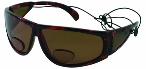 Polarized Fishing Bifocal Wrap Style