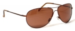 Polarized Sunglasses Aviator Style No Magnifcation
