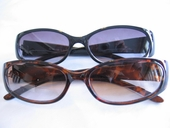 Stylish Slim Bifocal Sun Readers