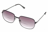 Traditional Men's Bifocal Sunglass Reader