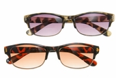 Upbeat Sun Bifocal with Black Frames on Clearance