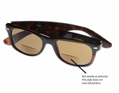 Wayfarer Full Reading Sunglass - Tortoise Frame