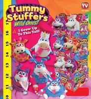 Tummy Stuffers The wild ones...NEW
