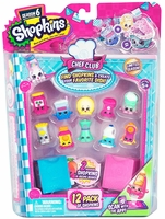 Shopkins chef club s6 12pack