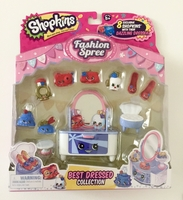 Shopkins fashion pack - best dressed