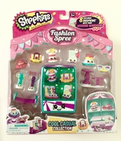 shopkins fashion pack - cool casual