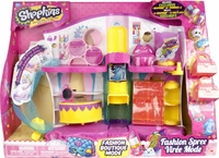 Shopkins fashion spree fashion boutique