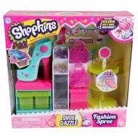 Shopkins fashion spree shoe dazzle