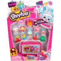 Shopkins Season 4-12 pack
