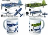 F4U Corsair Pappy Boyington Black Sheep Mug