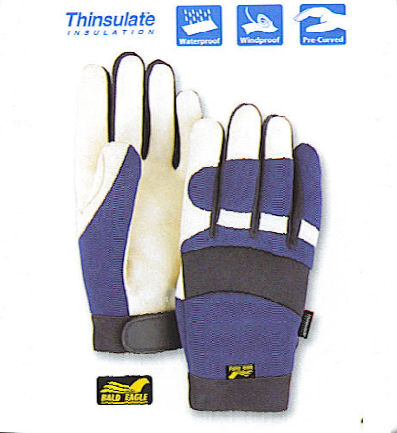 Motorcycle gloves thinsulate -  Waterproof Gloves Thinsulate Gloves