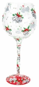 Blingle Bells Super Bling Wine Glass by Lolita�