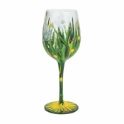 Dandelion Wine Wine Glass by Lolita�