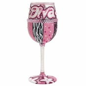 Diva, Too WIne Glass by Lolita�