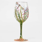 Dragonfly Wine Glass by Lolita�