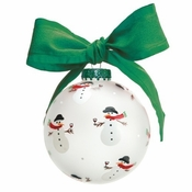 Frosty's Party Ball Ornament by Lolita�