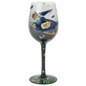 Rich Witch Wine Glass by Lolita�