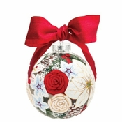 Holiday Bouquet, Too Ball Ornament by Lolita�