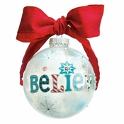 I Still Believe Ball Ornament by Lolita�