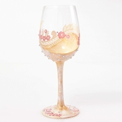 Maid of Honor Wine Glass by Lolita�