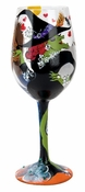 Rich Witch Too Wine Glass by Lolita�