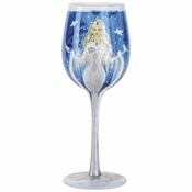 Snow Princess Wine Glass by Lolita�