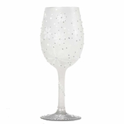 Winter Wine Glass by Lolita�