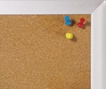 Cork & Fabric Bulletin Boards