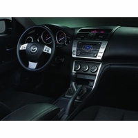 Mazda 6 Audio/Mirrors/Electronics 2009 2010 2011 2012 2013