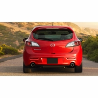 MazdaSpeed3 Exterior Parts 2010 2011 2012 2013
