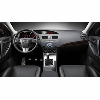 MazdaSpeed 3  Audio/Mirrors/Electronics 2010 2011 2012 2013