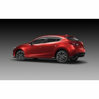 Mazda 3  (5 Door) Hatchback Parts | Mazda 3 Hatchback Accessories  2014 2015 2016 2017