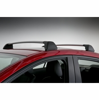 Genuine Mazda 2014 2015 2016 Mazda 3 Roof Rack Crossbars (4-door)
