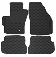 Genuine Mazda 3 All-Weather Floor Mats