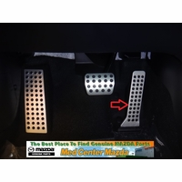 Genuine Mazda Accelerator Pedal Automatic and Manual Transmission