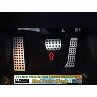 Genuine Mazda Alloy Brake Pedal for Automatic Transmission (built before July 3rd, 2015)