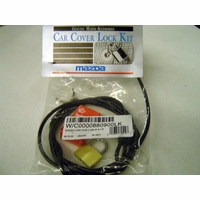 Genuine Mazda Car Cover Cable Lock