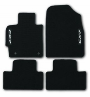 Genuine Mazda CX-7 Carpet Floor Mats