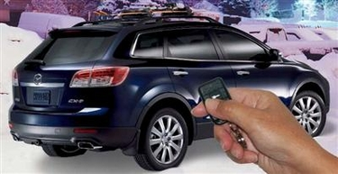 Genuine Mazda CX-9 Remote Engine Start