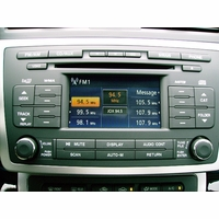 Genuine Mazda iPod Integration Module 2010-2012 (only with Display Radio see picture)