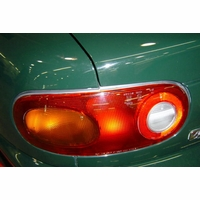 Genuine Mazda Miata 90-97 Driver Side Taillight Lens & Housing