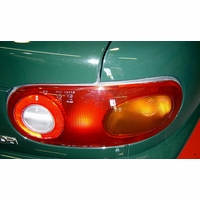Genuine Mazda Miata 90-97 Passenger Taillight Lens & Housing