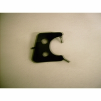 Genuine Mazda Miata Rear Foot Pad Passenger Side