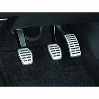 Mazda 3 Pedal Pad Set Manual Transmission