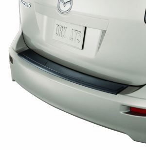 Mazda 5 Rear Bumper Step Plate