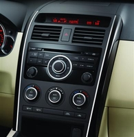 Mazda CX-9 In-Dash 6-Disc CD/MP3 Changer (2007)