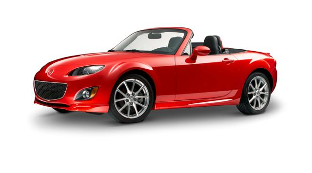 Mazda Miata MX-5 Parts and Mazda Miata  MX-5 Accessories